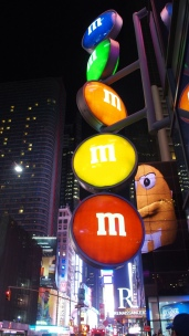 M&Ms store