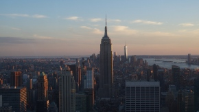 L'Empire State Building - Manhattan