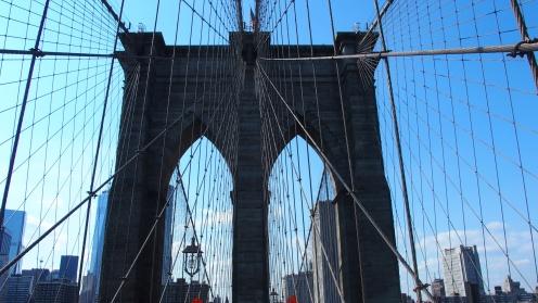 Pont de Brooklyn NYC - été 2015