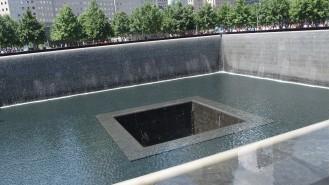 Ground Zero NYC - été 2015