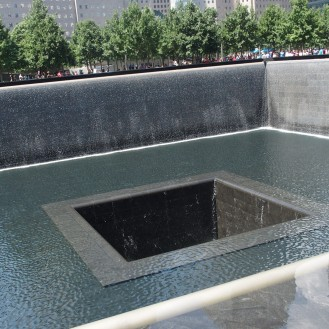 Ground Zero NYC - été 2015