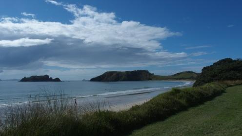 Otama beach - New Zealand