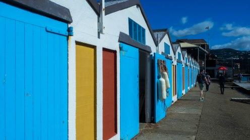 Wellington - Nouvelle Zélande