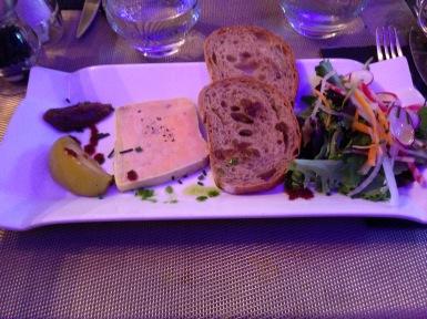 Foi gras de canard