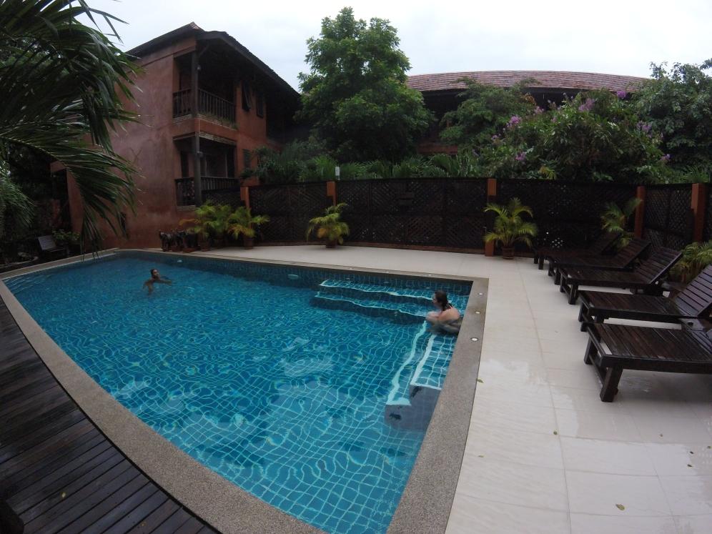 Rainforest boutique hotel - Chiang Mai - Thaiilande 2016