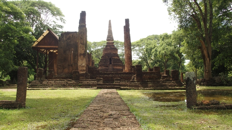 Sri Satchanalai - Sukhothai