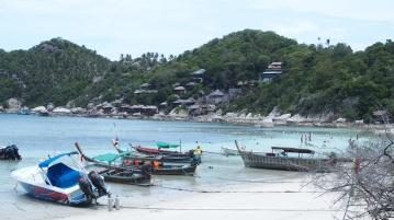 Plage de Koh Tao - Thailande 2016